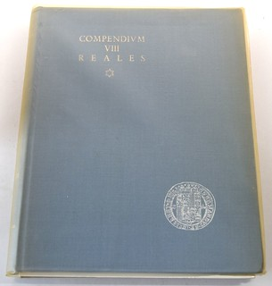 COMPENDIUM VIII REALES book cover