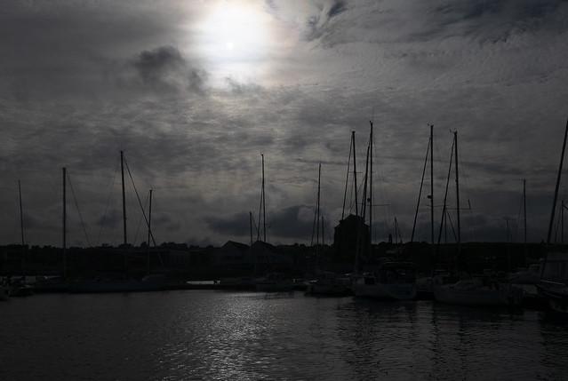 Percée, Port de Camaret-sur-Mer