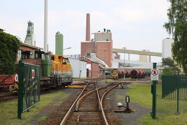K+S KALI GmbH - Werk Neuhof-Ellers: Werksanlage Neuhof