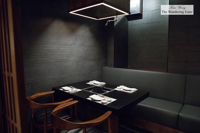 Larger semi-private room