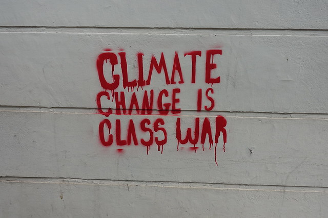 Climate Change is Class War 22nd May 2019