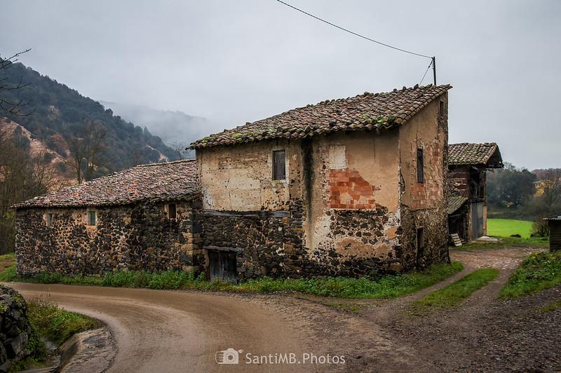 Masía La Planella en Sant Joan les Fonts