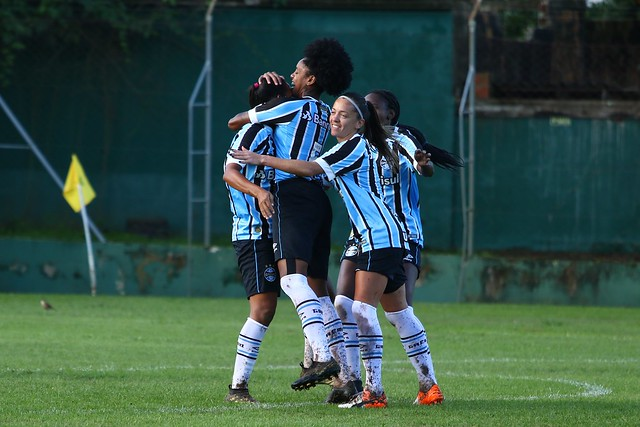 Grêmio 5x0 Fluminense (Brasileiro Feminino)