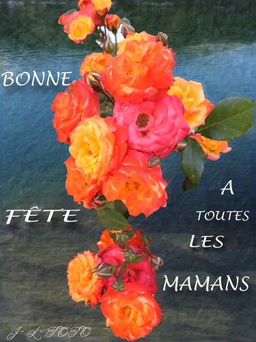 BONNE FETE A TOUTES LES MAMANS