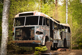 The school bus that never arrived