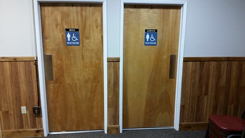 Tonopah Convention Center Accessible Restrooms