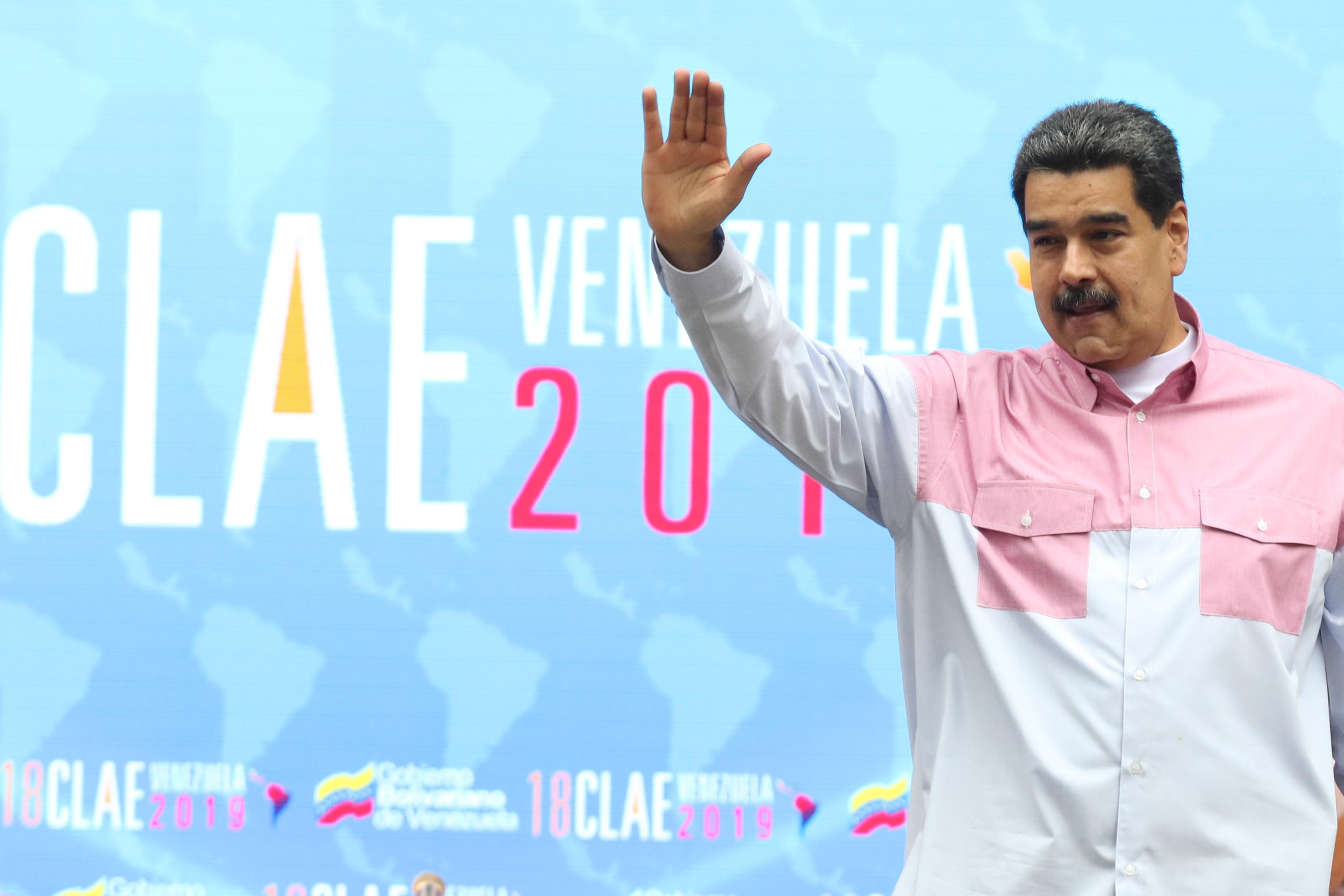 Presidente Nicolás Maduro lidera clausura del XVIII Congreso Latinoamericano y Caribeño de Estudiantes