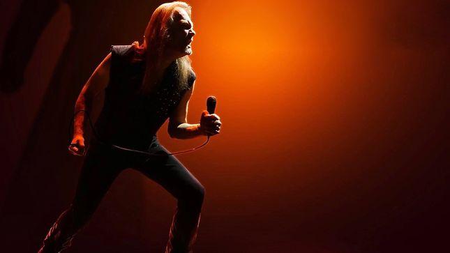 挪威金屬主唱 Jørn Lande 釋出現場專輯單曲影音 《Stormcrow》、《The Mob Rules》