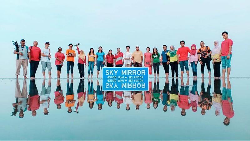 Sky Mirror, Kuala Selangor