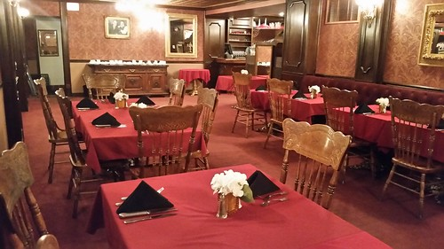Jack Dempsey Room at the Mizpah