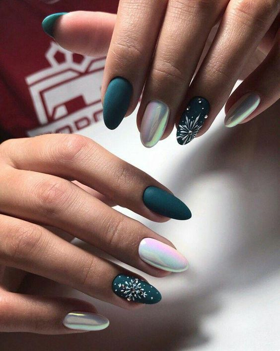 40+ Stylish Natural Nail Ideas and Designs for Summer in