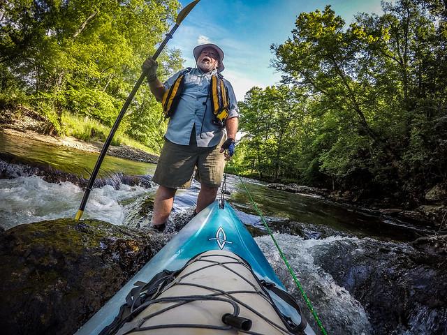 Paddling the North Toe River-12