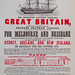 1873 SS Great Britain Poster