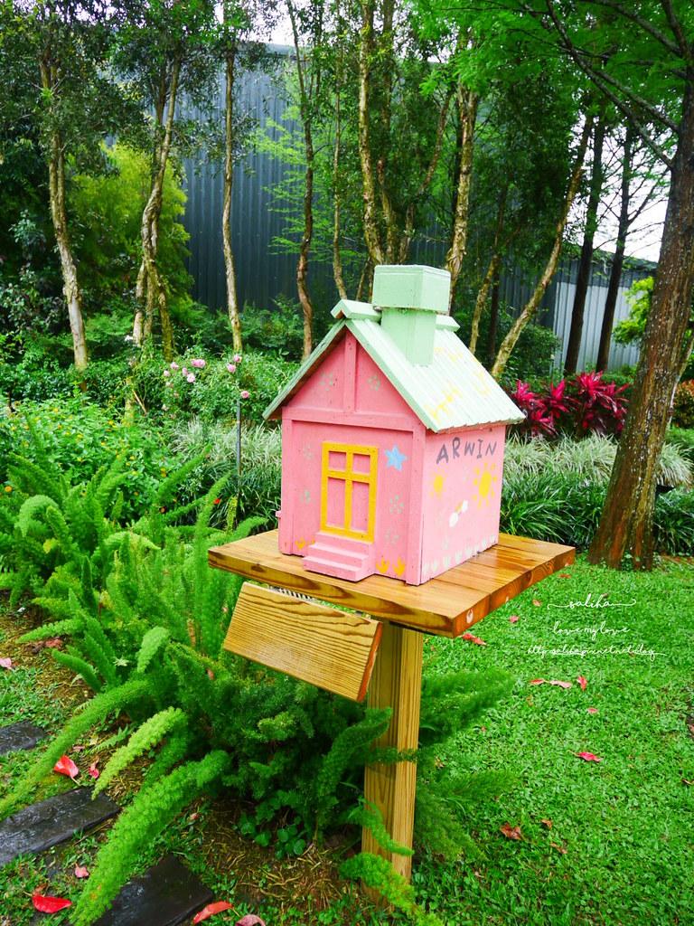 苗栗三義雅聞香草植物工廠好玩好拍親子景點夢幻花園 (5)