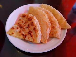 Roti Bread at PingAn Veggie Time