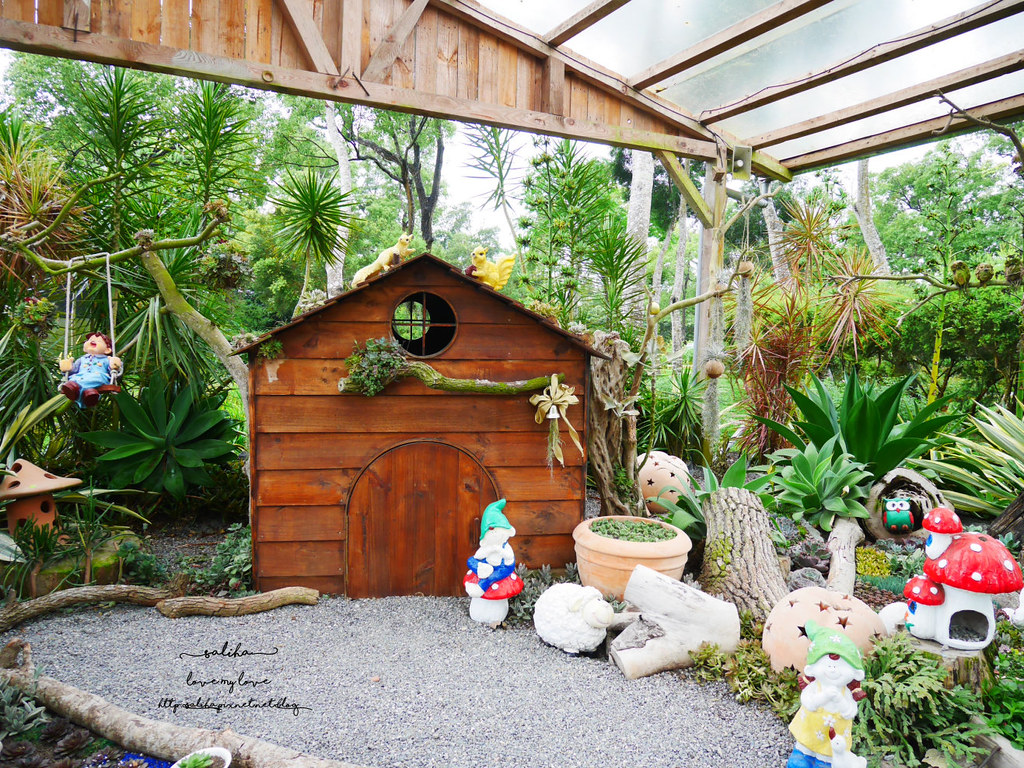 苗栗三義雅聞香草植物工廠好玩好拍親子景點夢幻花園 (1)