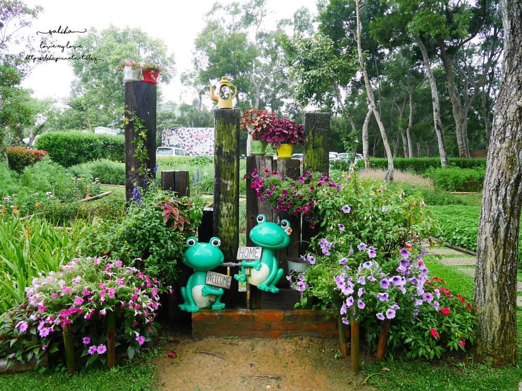 苗栗三義雅聞香草植物工廠好玩好拍親子景點夢幻花園 (7)