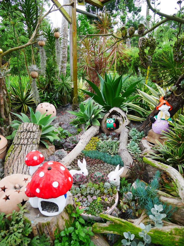 苗栗三義雅聞香草植物工廠好玩好拍親子景點夢幻花園 (2)