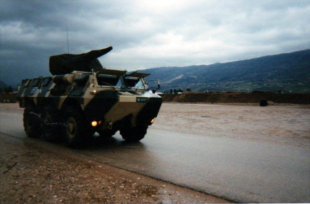 Les F.A.R. en Bosnie  IFOR, SFOR et EUFOR Althea 47932955982_a42fc94f0a_o