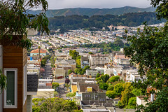 South from Bernal Hill