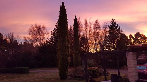 alexandra centralotago sunrise morning newzealand