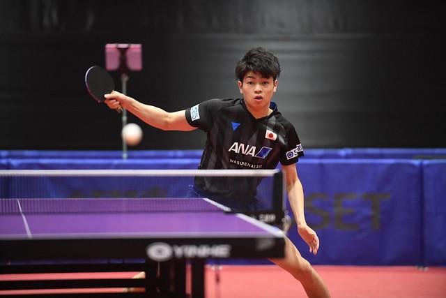 Day 2 - 2019 ITTF Challenge Thailand Open