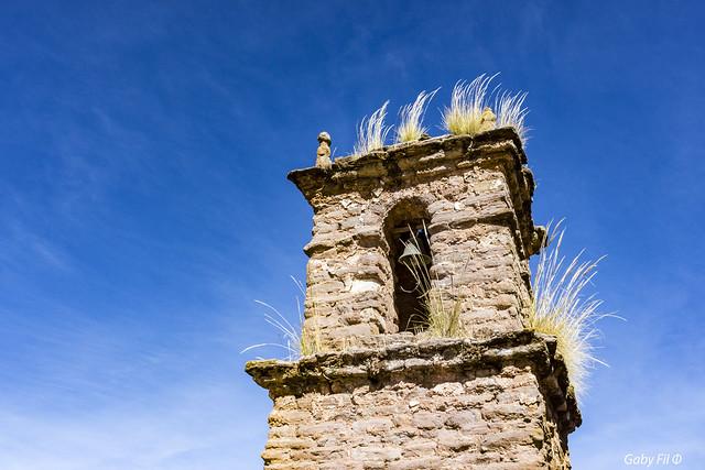 Torre con pirinchos