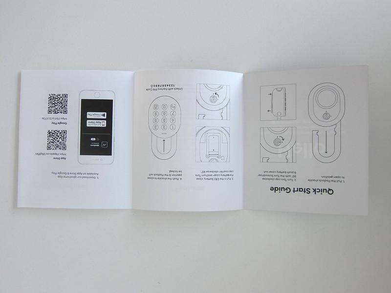 igloohome Smart Padlock - Manual