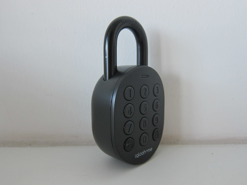 igloohome Smart PadLock Review