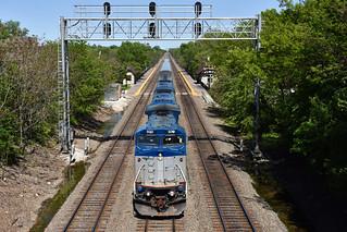 Oddball Amtrak