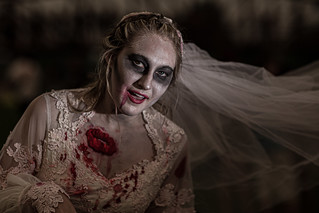 Marriage makes zombies of us all.