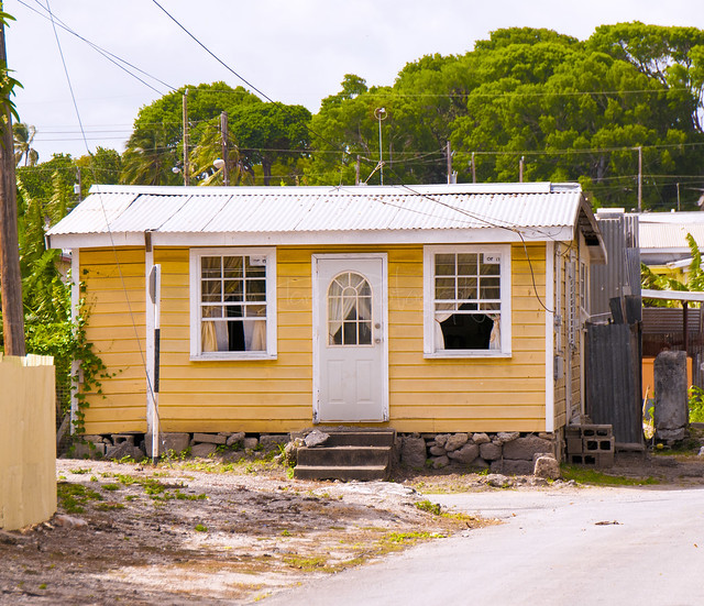 Chattel House on The Corner