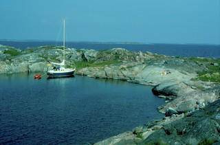 V. Stenskären Åland 3 aug 1977