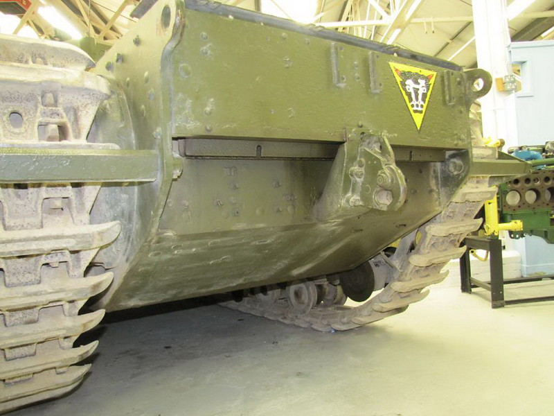 チャーチル歩兵戦車Mk.III AVRE00017