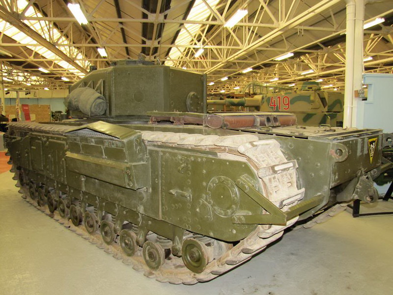 Churchill Mk.III AVRE 00001