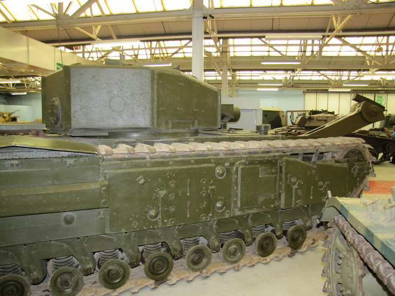 Churchill Mk.III AVRE 00003