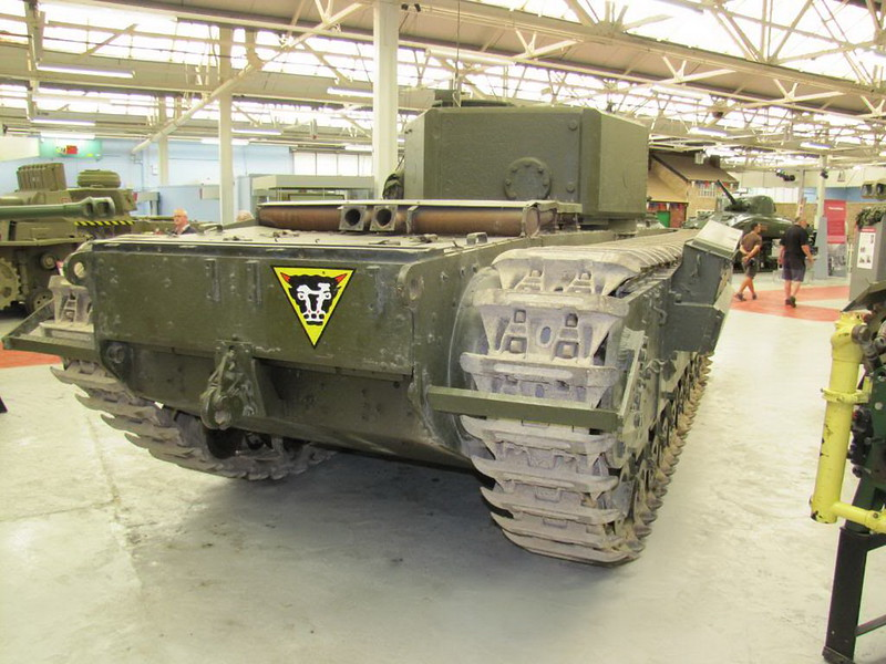 Churchill Mk.III AVRE 00002