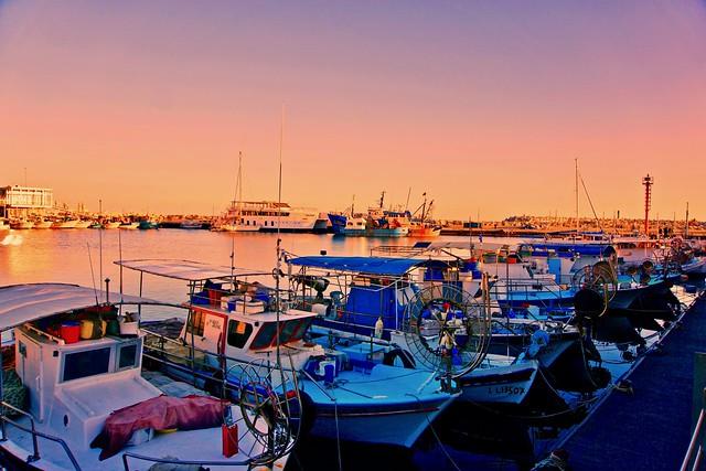 Island life - Limassol, Cyprus.