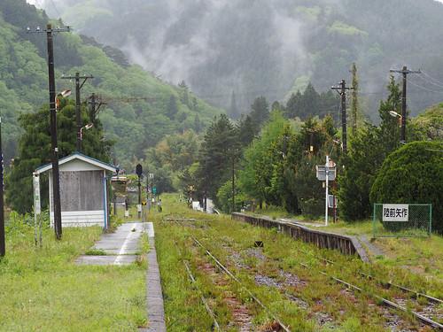 陸前矢作駅