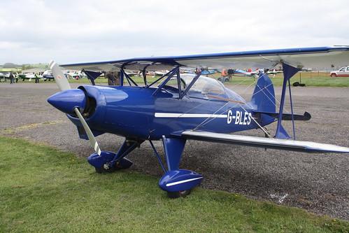 G-BLES Stolp SA750 [PFA 089-10428] Henstridge 280419