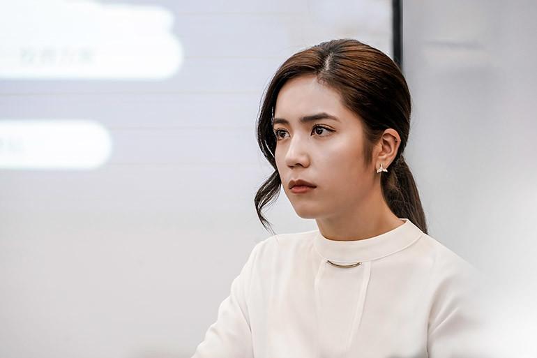 高子媛 夏若妍 飾