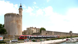 81824 Aigues-Mortes tower