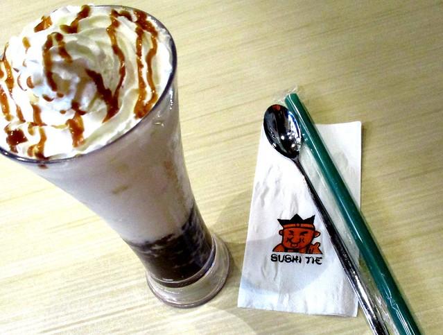 Adzuki caramel