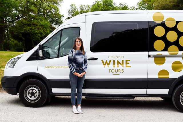 Kate from Cornish Wine Tours