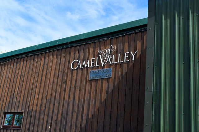 Camel Valley Winery, Cornwall
