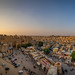 Golden City sunset from Jaisalmer Fort, Rajasthan, India