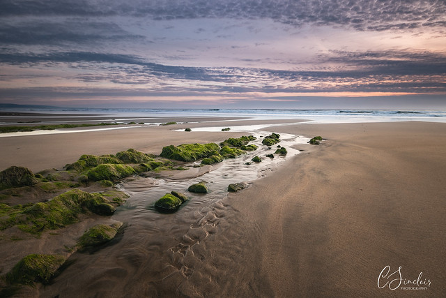 North Cornwall - Sandymouth Beach