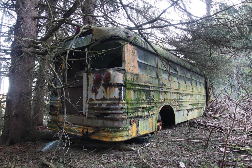 School Bus House Usa May 2019