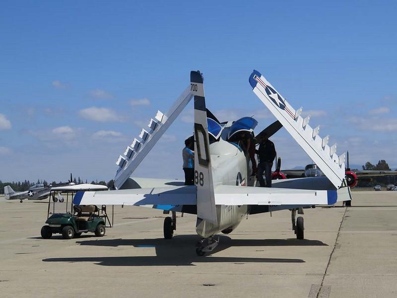 Douglas A-1E Skyraider 00001