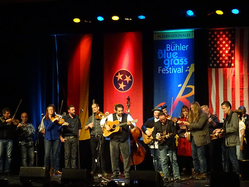 17.Internationales Bühler Bluegrass Festival 2019